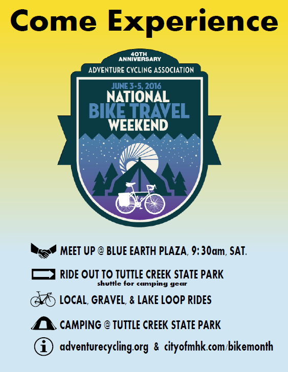 NationalBikeTravelWeekend2016