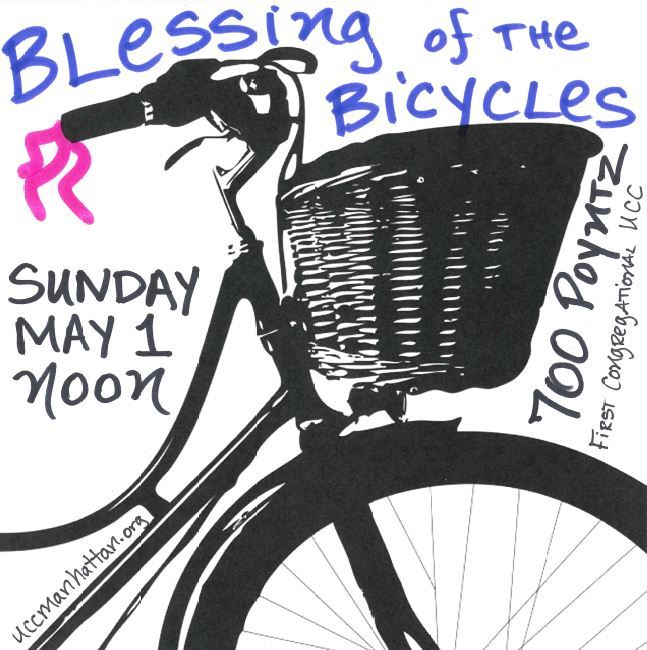 Blessing of the Bicycles