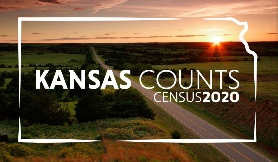 Kansas Counts logo