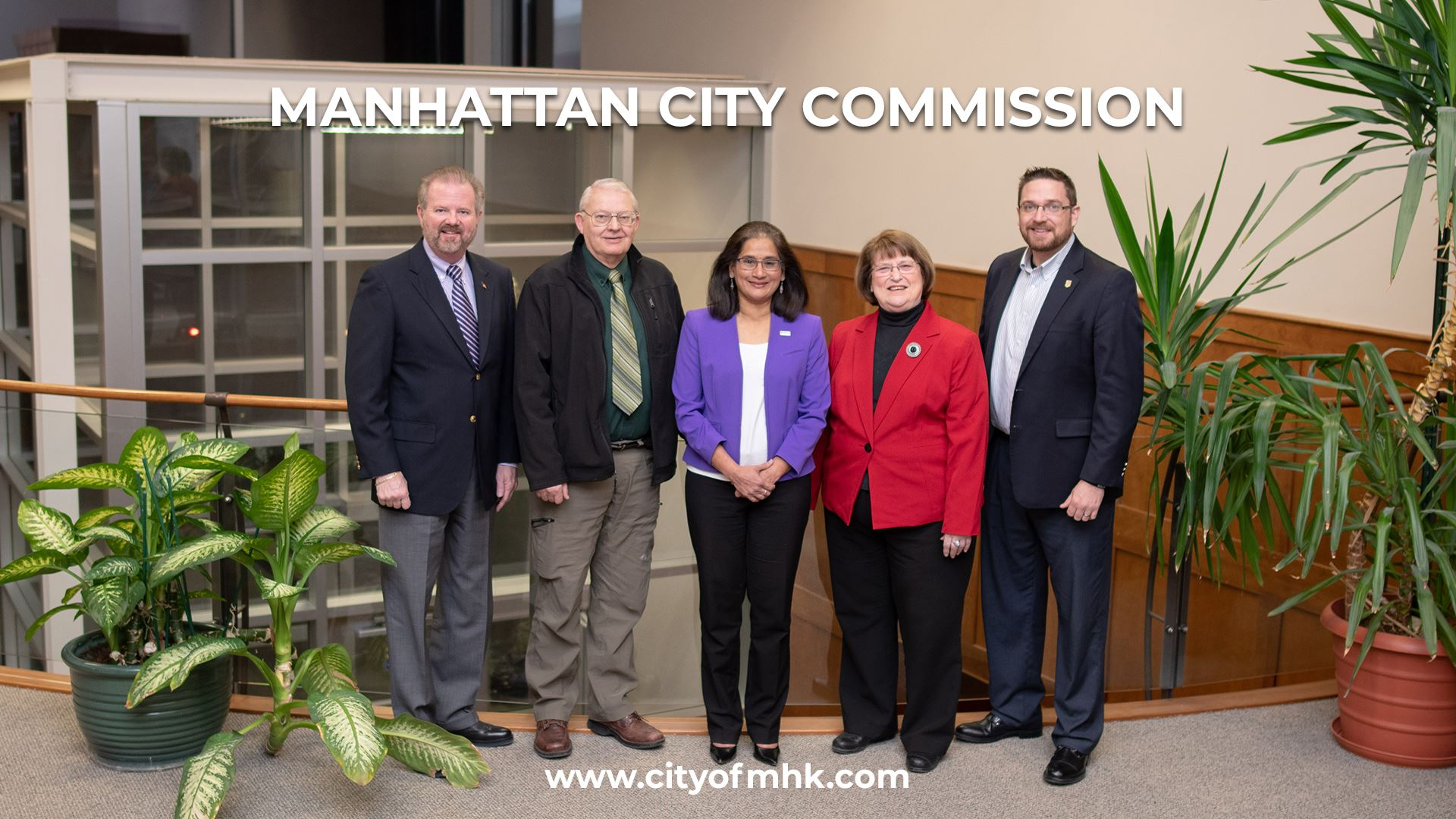 2020 City Commissioners