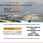 Manhattan Regional Airport Open House