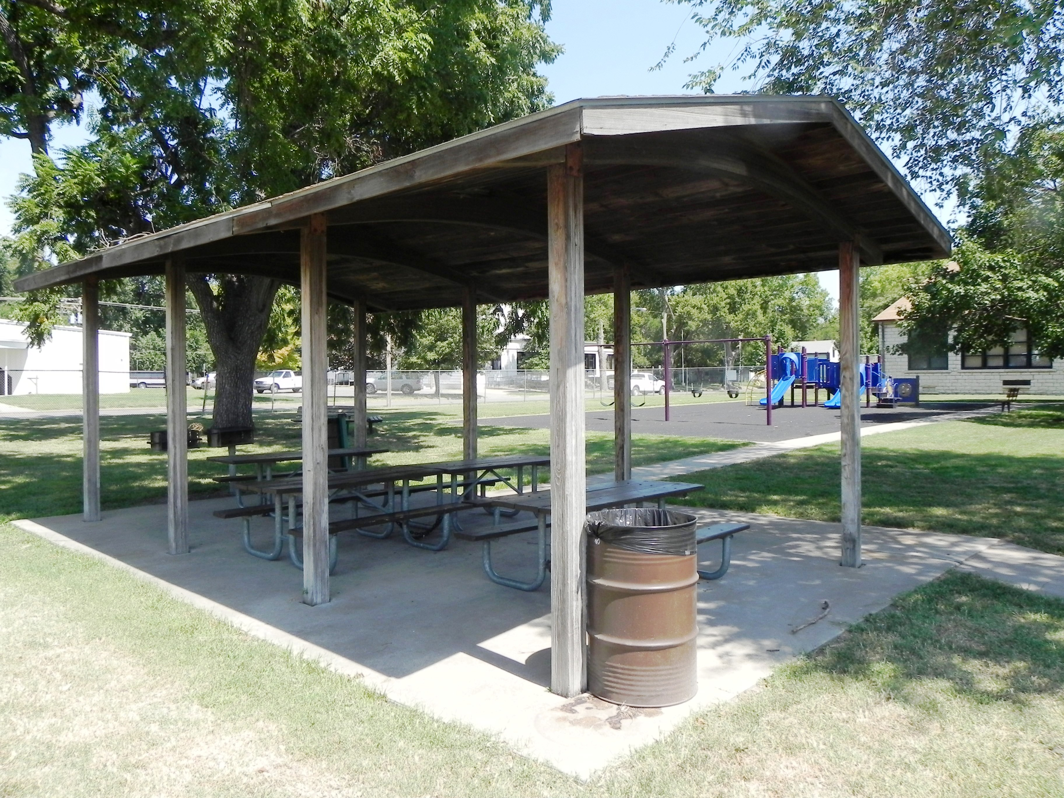 Douglass Park Shelter